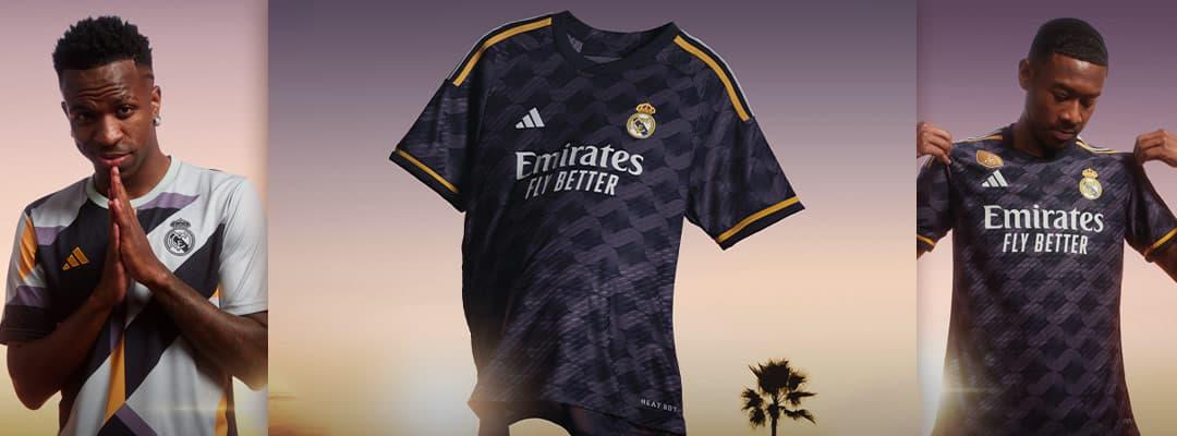 purchase cheap 598e6 42a58 Real Madrid Soccer Jerseys | SOCCER.COM