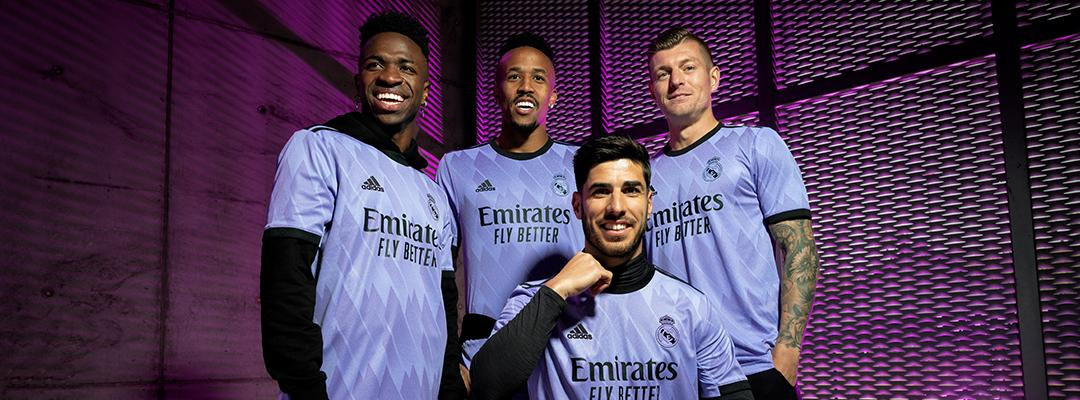 Shop Real Madrid Soccer Jerseys and Apparel | SOCCER.COM