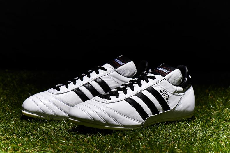 outlet store 40128 d6a85 adidas Copa Mundial goes white