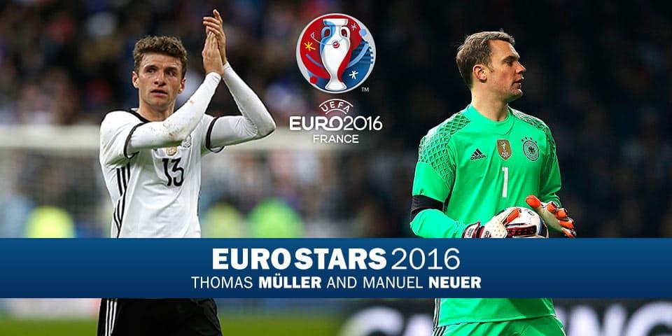 946e3caa04c EURO Stars: Bayern's German Neuer and Muller