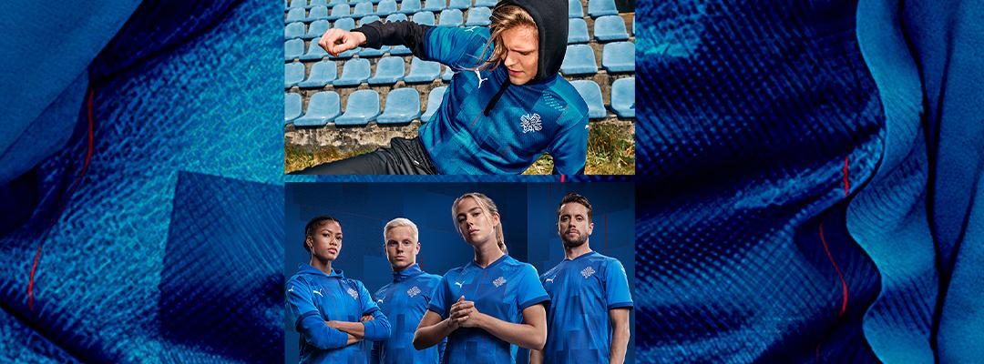Iceland National Team Jerseys and T-Shirts at Soccer.com