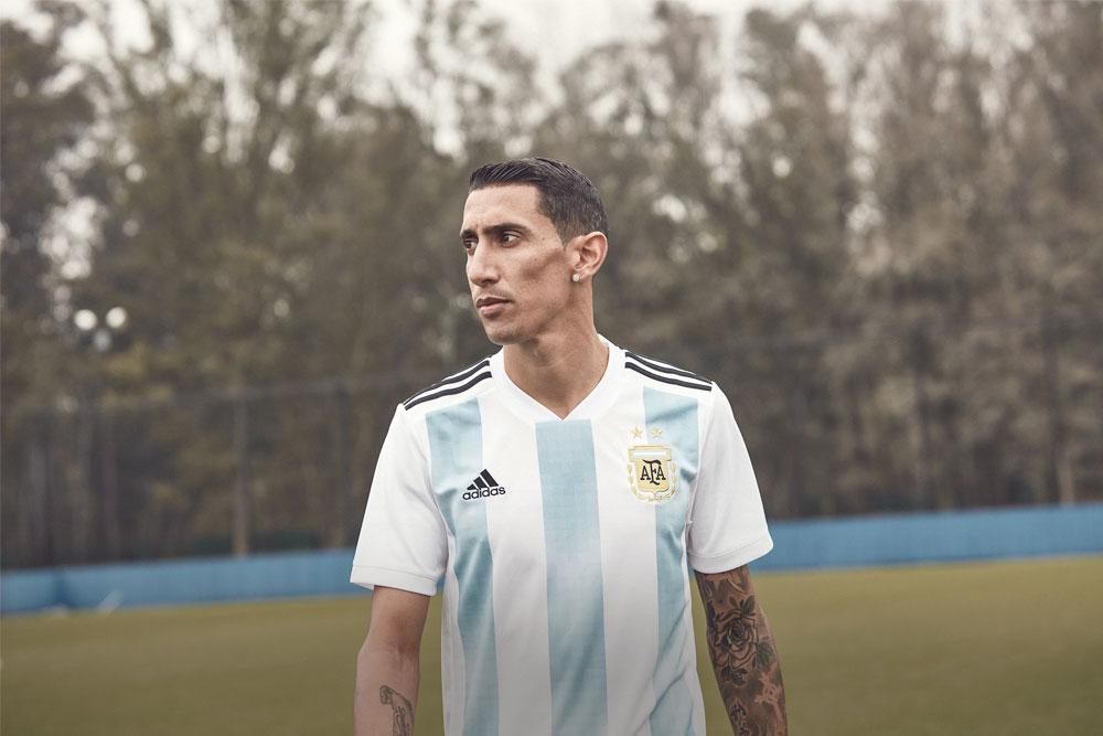 ab85099507e75 2018 adidas Argentina World Cup kits revealed