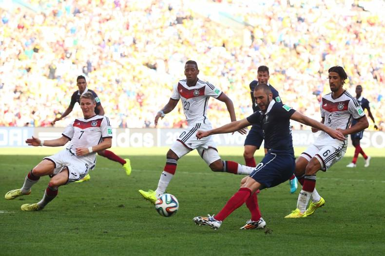 France v Germany: Quarter Final - 2014 FIFA World Cup Brazil