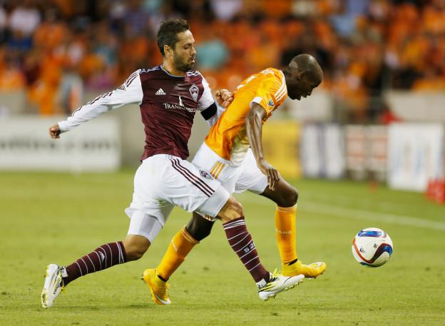Colorado Rapids v Houston Dynamo