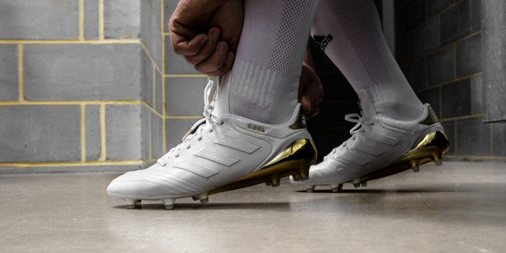 competitive price 6cb54 4f4c5 A Touch of Gold adidas Drops the Copa 17 Crowning Glory