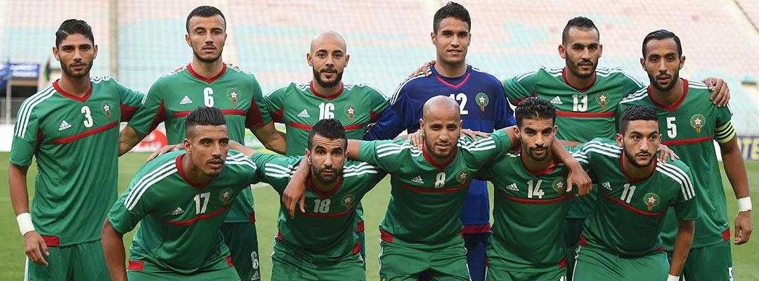 new style ee491 fed6b Morocco National Team