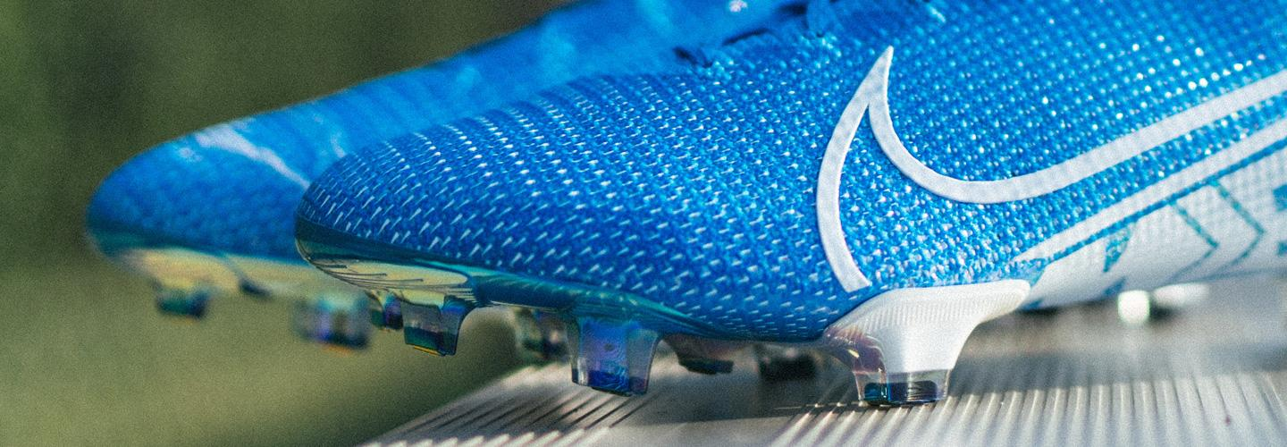 Nike Mercurial Superfly 7 Elite Blue Soccer Cleats