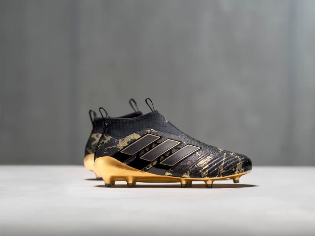 3dfb846a287a Paul Pogba receives signature adidas Soccer x Paul Pogba Collection