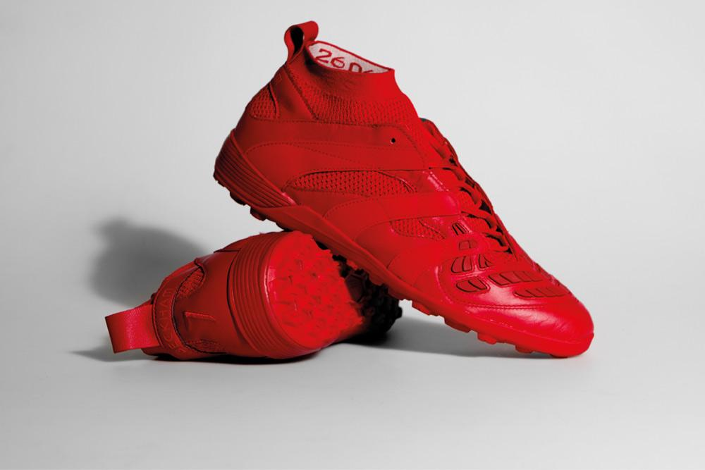 adidas x David Beckham Capsule Collection Predator Accelerator