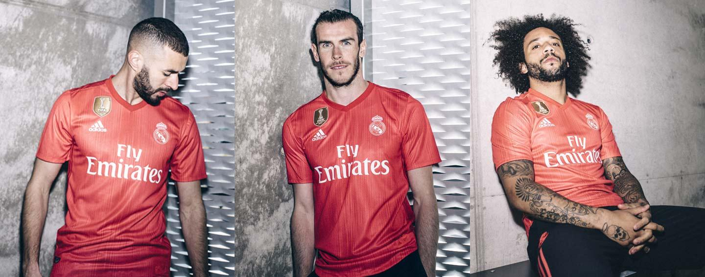 4423bd1cc4e Real Madrid and Parley team up for 2018/19 adidas third jersey on ...