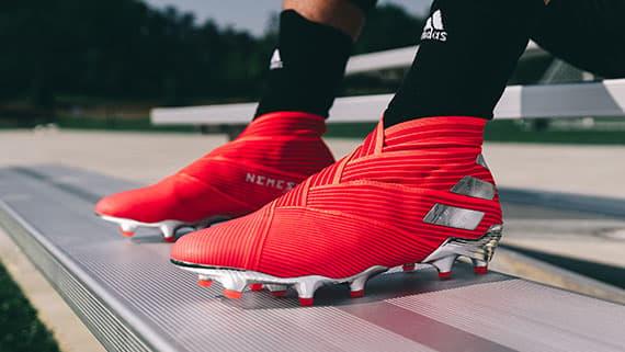 bf8bd5083872 adidas Nemeziz Cleats & Soccer Shoes | SOCCER.COM