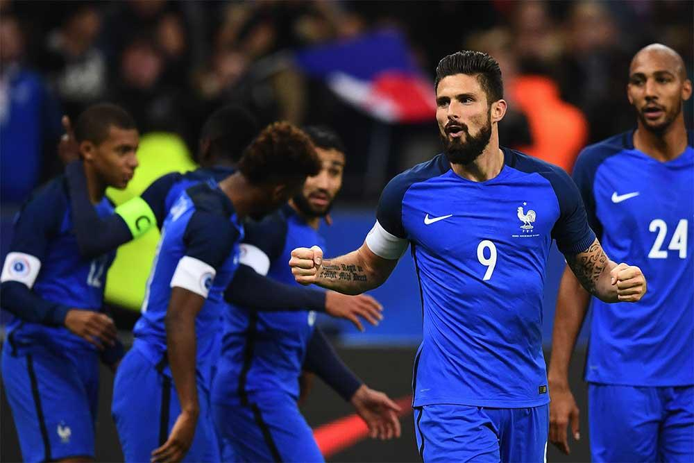 pretty nice 9dc87 58e4b World Cup 2018 Team Preview: France