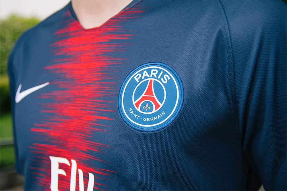 73cb4b5a32c Inspired by the Fans - Nike Showcase New PSG 2018 19 Home Kit