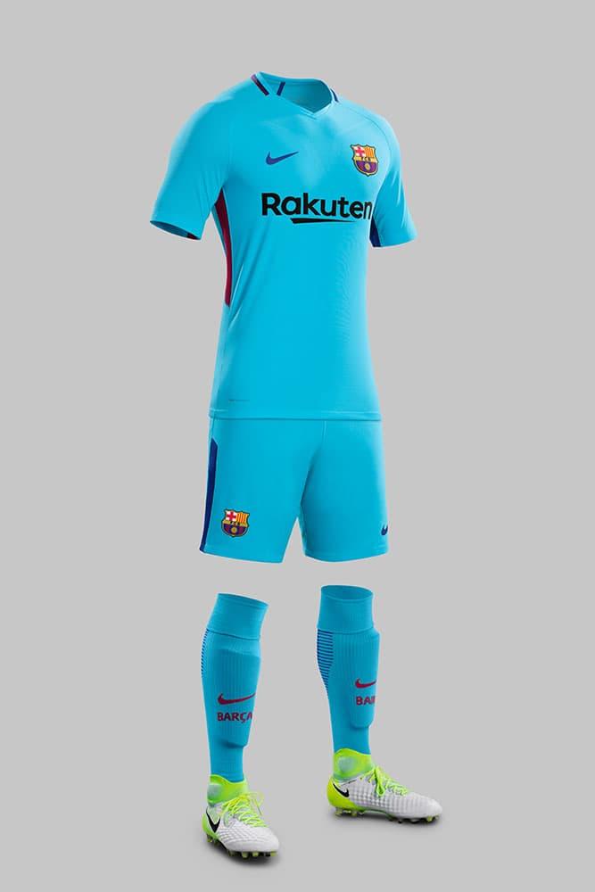 f746cb9346c 2017-18 Nike FC Barcelona away jersey revealed