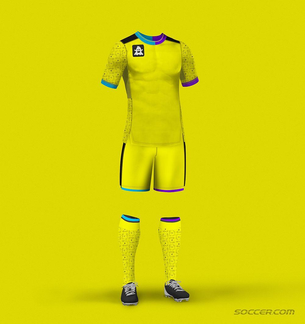 Snapchat FC Soccer Jersey