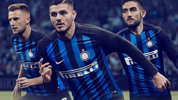 674f46f11f787 Nike Releases 20 Year Celebration Inter Milan Home Kit