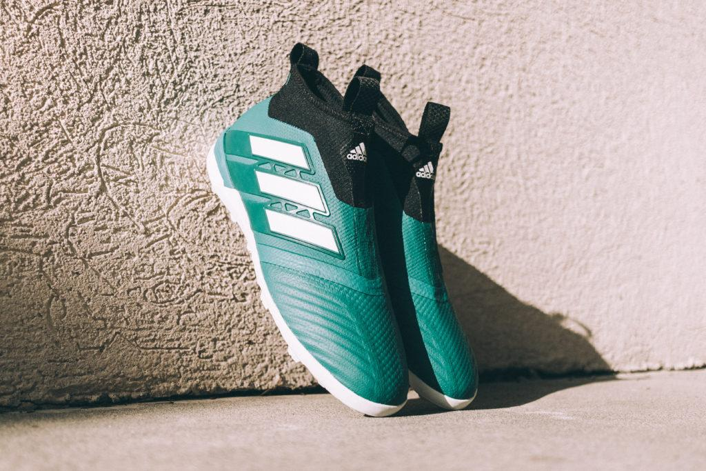 Leading the way in this EQT pack is the ACE 17+ Tango PURECONTROL TF.  Offering the same laceless technology found in the firm ground model 565978dea