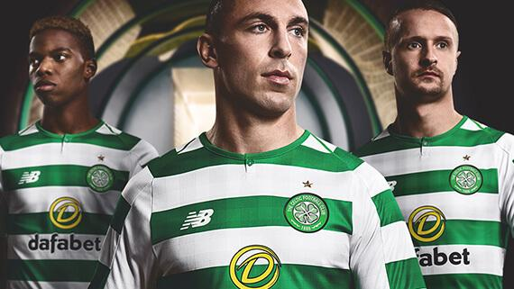 2018-19 Celtic home kit revealed by New Balance 142089f2c