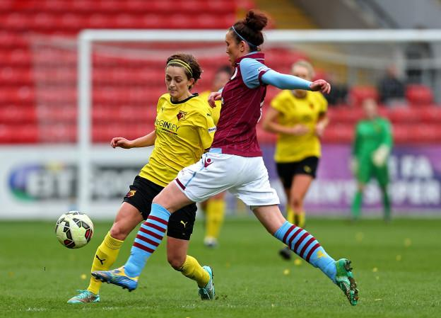Watford Ladies FC vs Aston Villa Ladies FC  - WSL 2