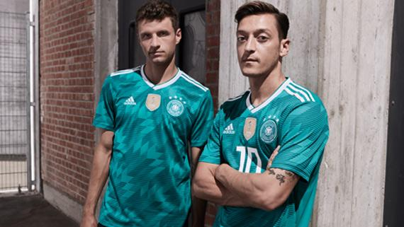 f00ba852fce 2018 adidas Germany World Cup kits revealed