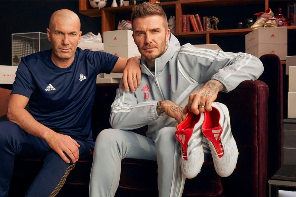 adidas David Beckham Predator Precision remake collection