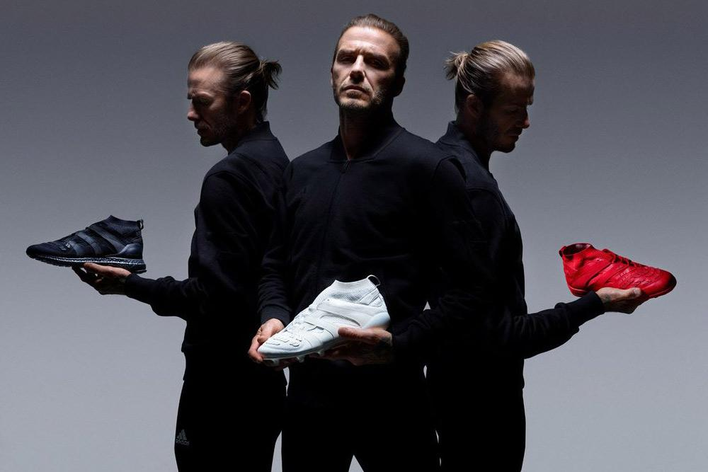 David Beckham adidas Predator Soccer Cleat History
