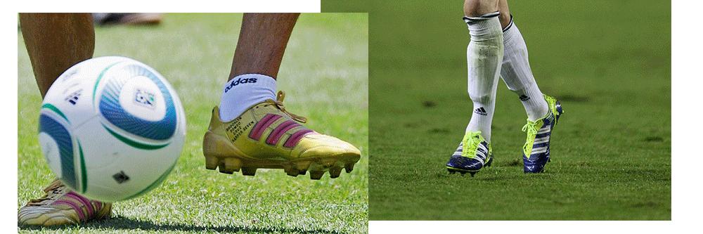 David Beckham adidas Predator adiPower