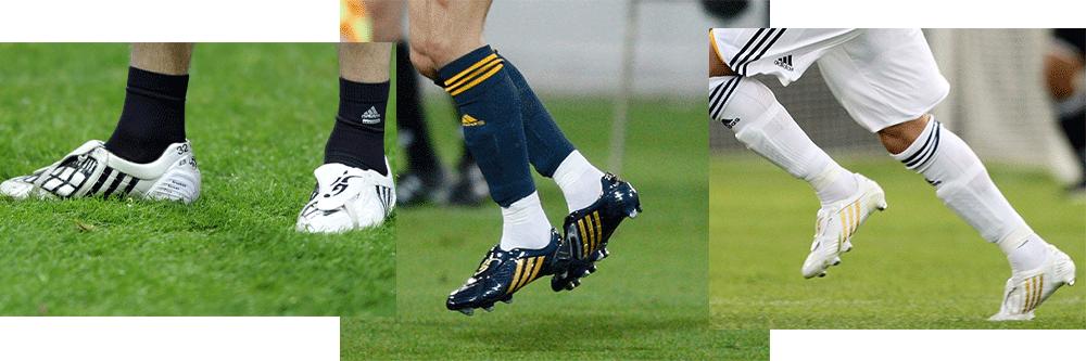 David Beckham adidas Predator Powerswerve
