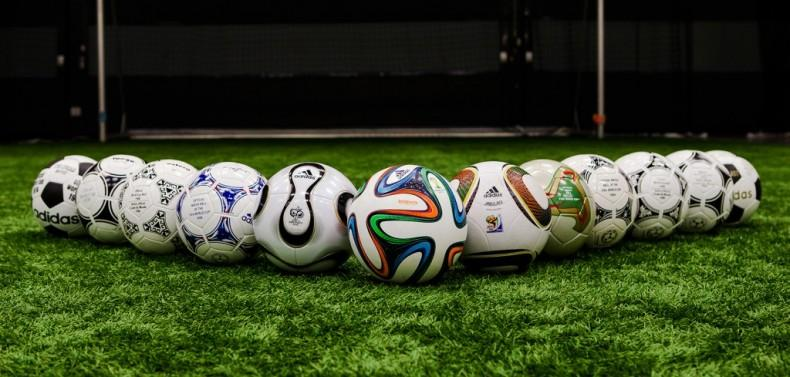 Brazuca Ball Collection