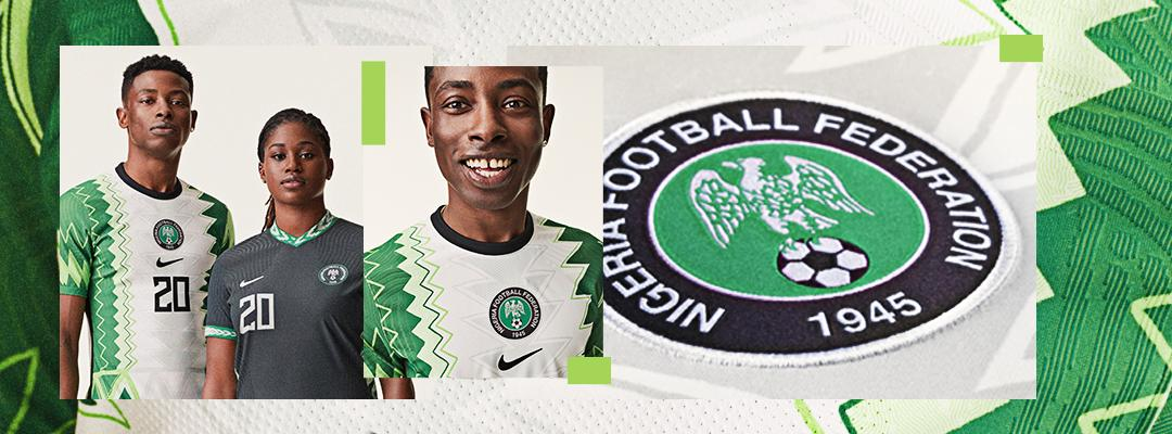 Nigeria National Team Jerseys and T-Shirts at Soccer.com