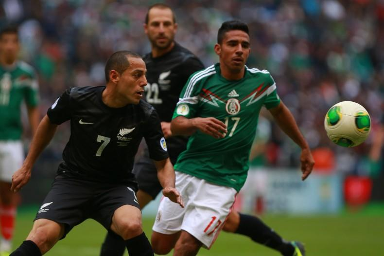 Mexico v New Zealand - FIFA World Cup Qualifier Leg 1