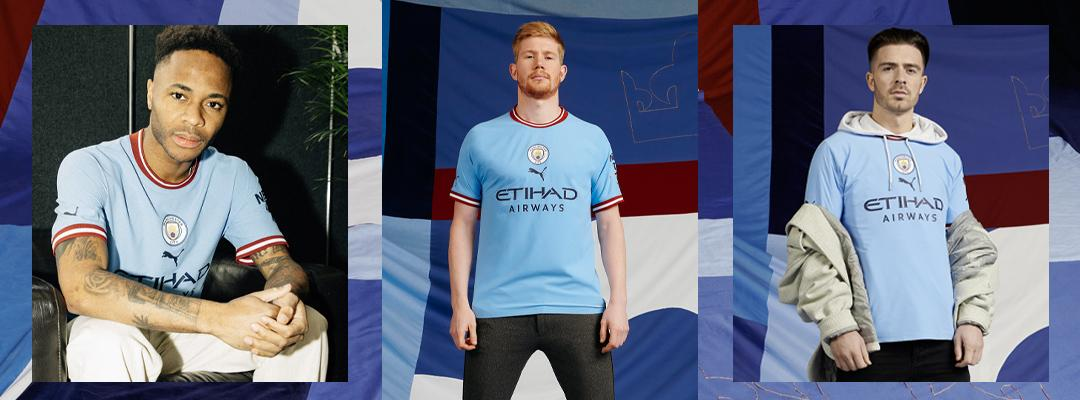 best loved 32454 6ab52 Manchester City Jerseys & Apparel   SOCCER.COM