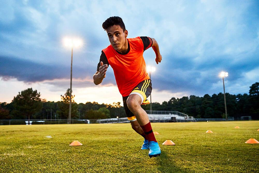 Soccer Training Drills for Speed