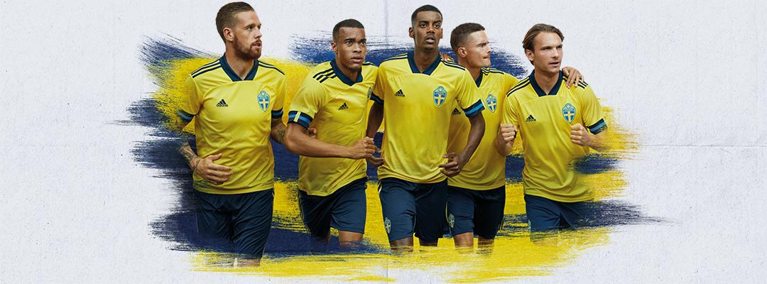 Sweden National Team Jerseys and T-Shirts at Soccer.com