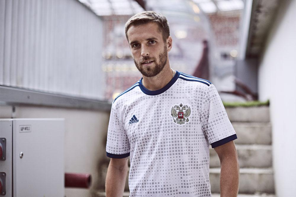 2018 adidas Russia World Cup jerseys