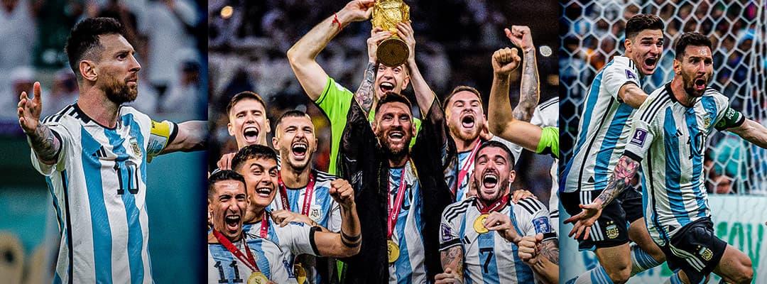 various colors 8795e 50ab9 Argentina Men's National Team Soccer Jerseys | SOCCER.COM