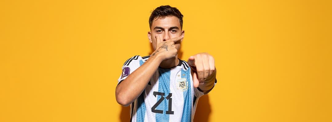 finest selection 1faca af562 Paulo Dybala