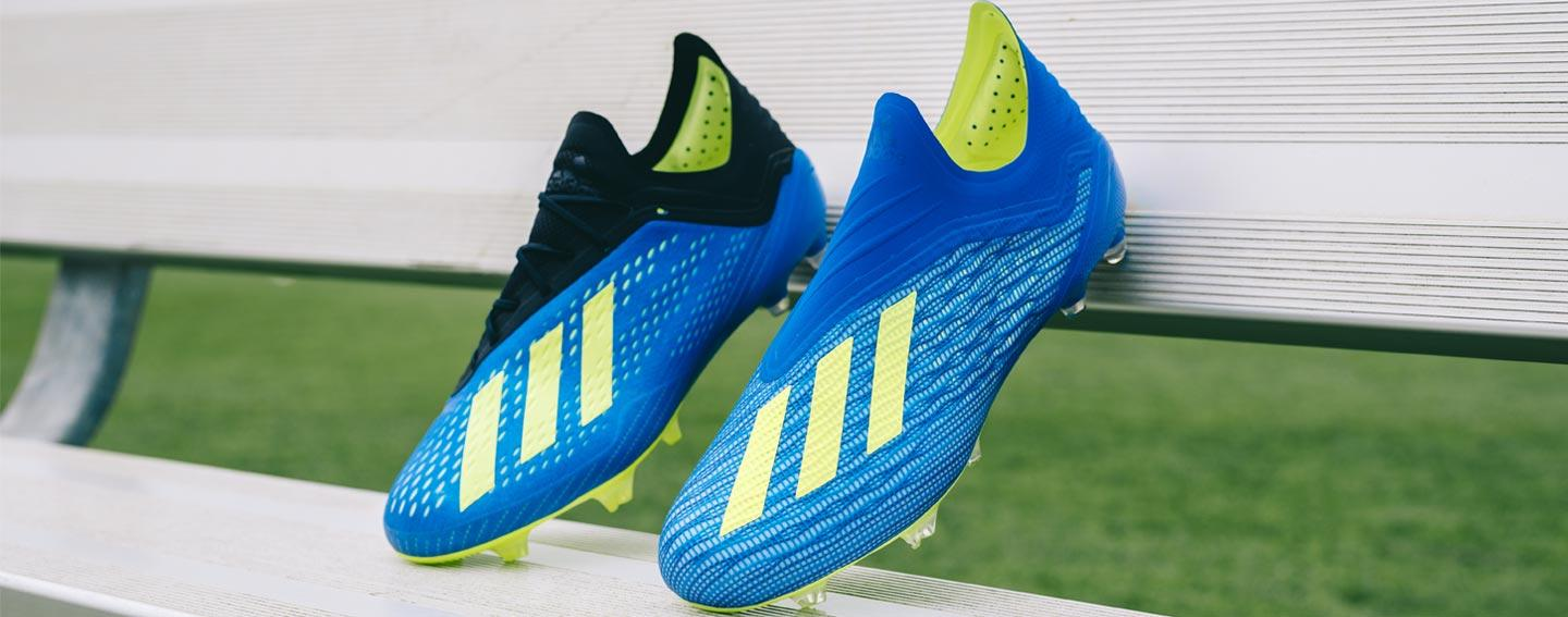 Closer look  adidas X 18+ vs. X 18.1 d6b426b46