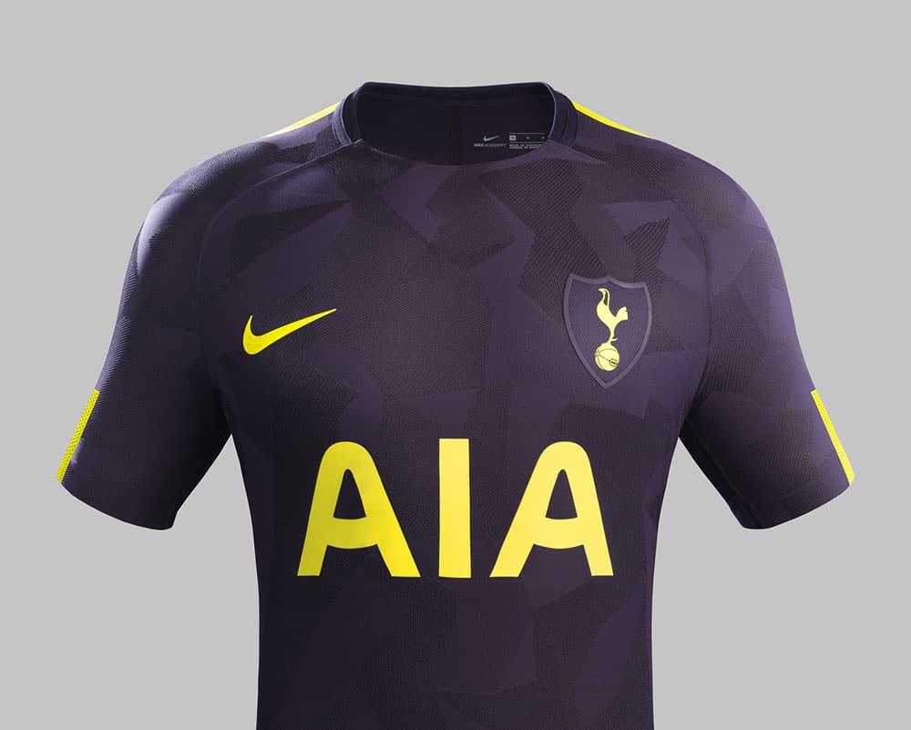 Nike launches new 2017-18 Tottenham Hotspur third kit 930f2df2f