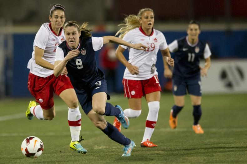 Us Womens National Soccer Team Logo USWNT opens two...