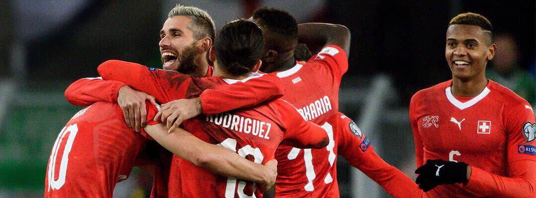 0d13a07ce Switzerland National Team Soccer Jerseys