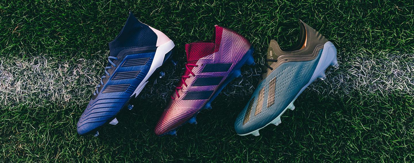 adidas Cold Mode soccer cleats