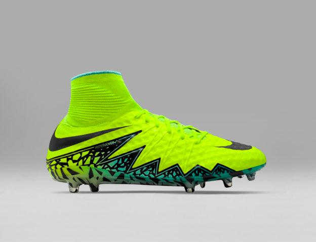 """94cddc508b7 """"The upper of the Hypervenom II takes a bit longer to break-in than the  Hypervenom I. We provide new boots to our professional players so  frequently that we ..."""