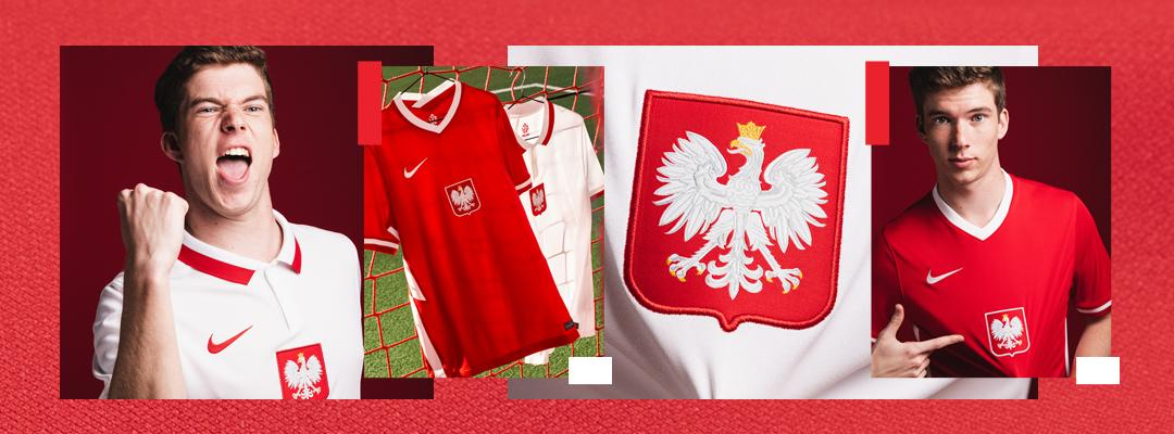 official photos 624fb f1616 Poland Soccer Jerseys & Team Gear   SOCCER.COM