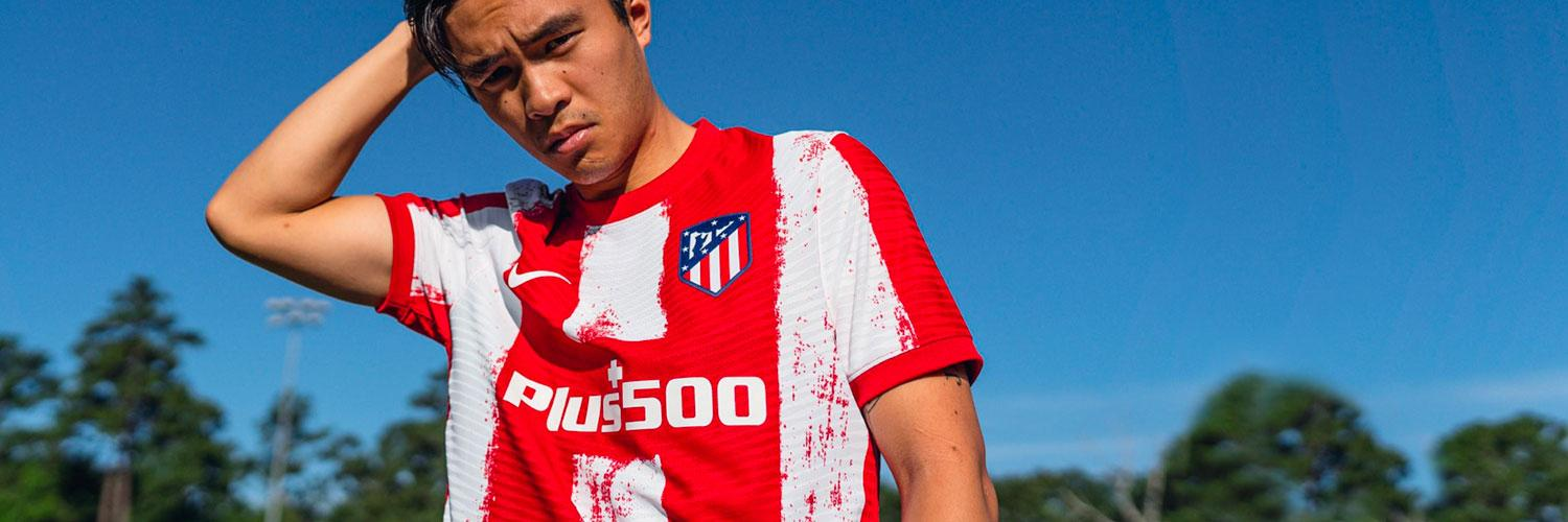 Atletico Madrid Jersey