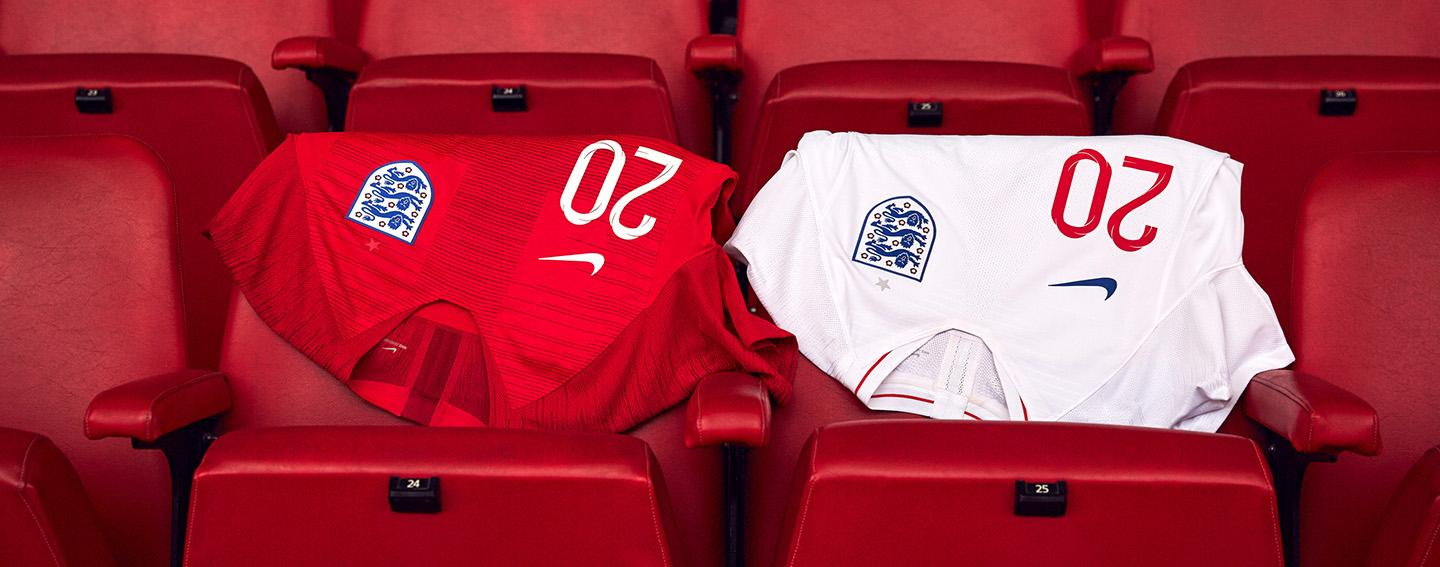 c2b5e3176d2 2018 Nike England Collection revealed and ready for 2018 FIFA World ...
