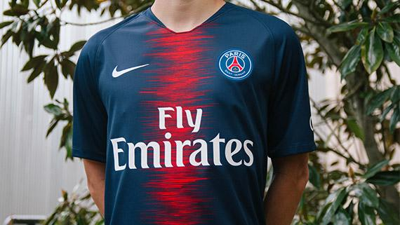 293b1565124 Inspired by the Fans - Nike PSG 2018 19 Home Kit