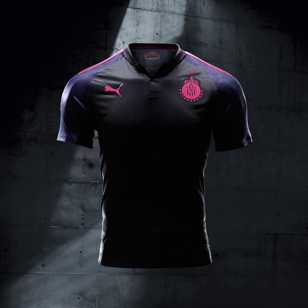 PUMA Project Pink Chivas Jersey Launched f7485b88ac