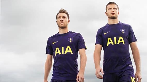 the best attitude 48387 fd3fd Tottenham Jersey & Gear | SOCCER.COM