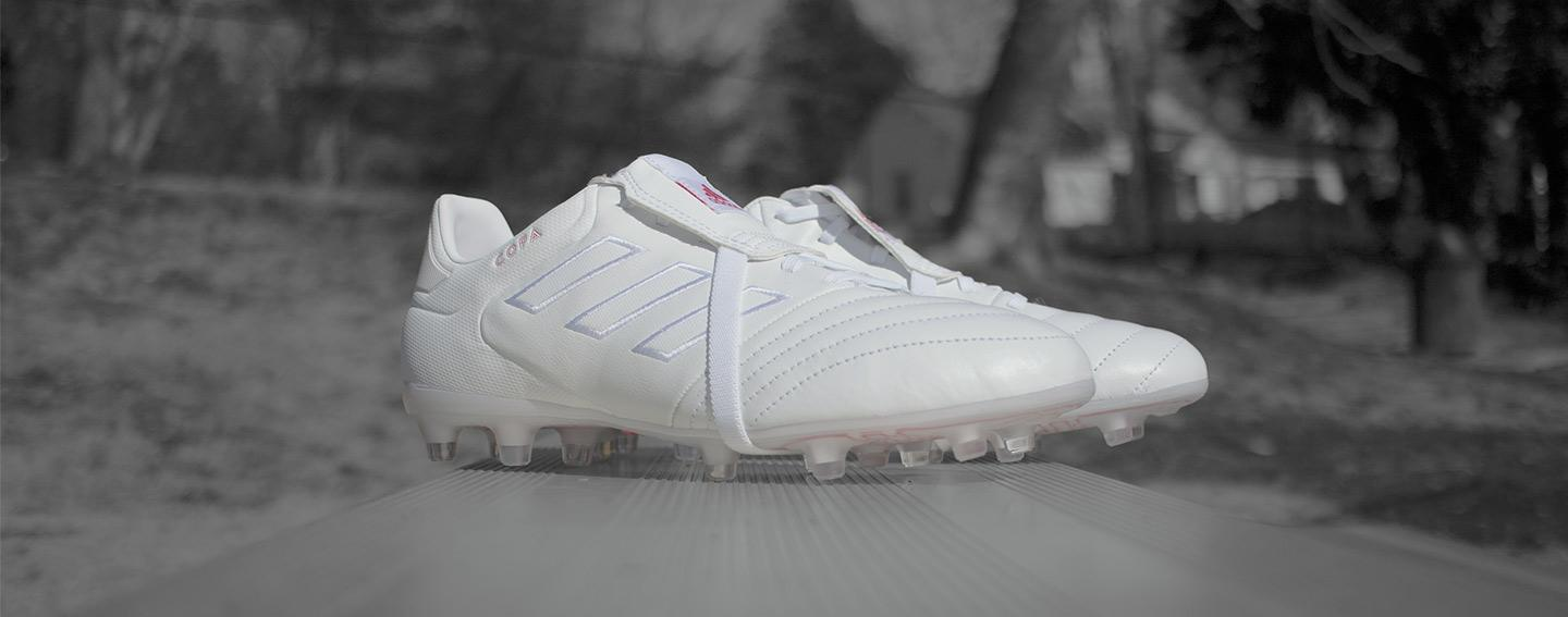 3eec1b9f78f SOCCER.COM releases whiteout edition of adidas Copa Gloro 17.2 ...